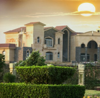 Luxury green and wide farmhouses in Gulberg Greens